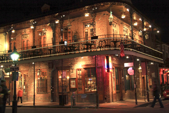 New Orleans, Louisiana at night