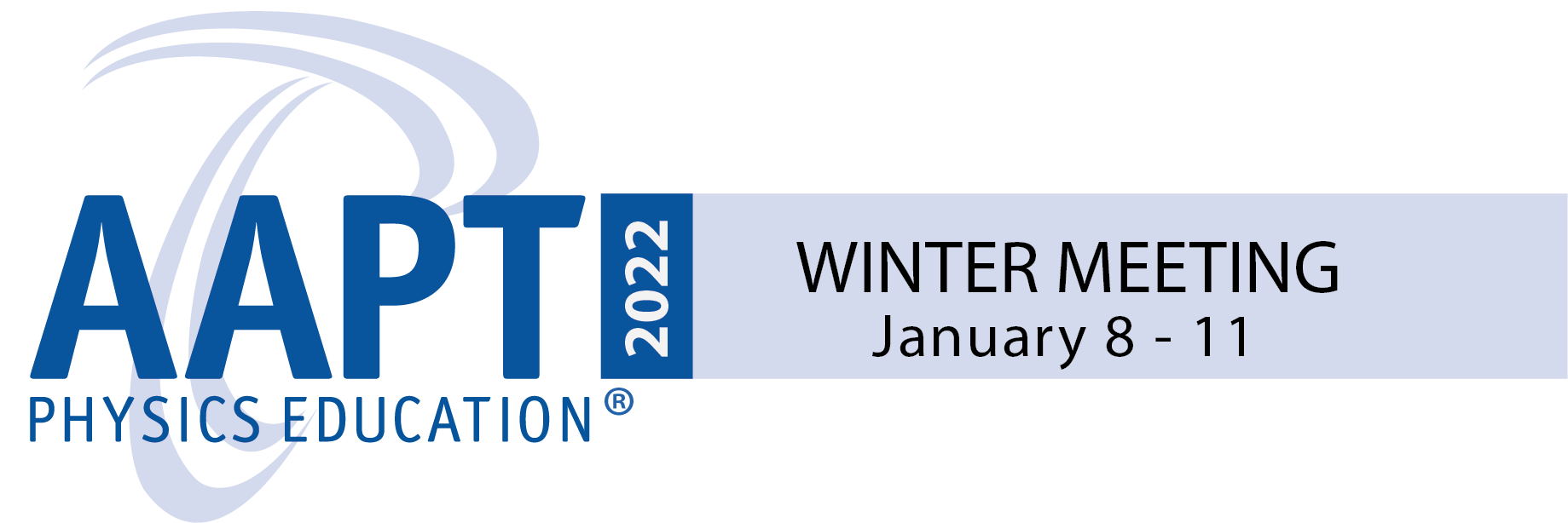 AAPT Winter Meeting 2022