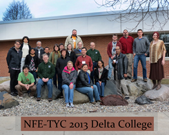 2013 Delta College Meeting