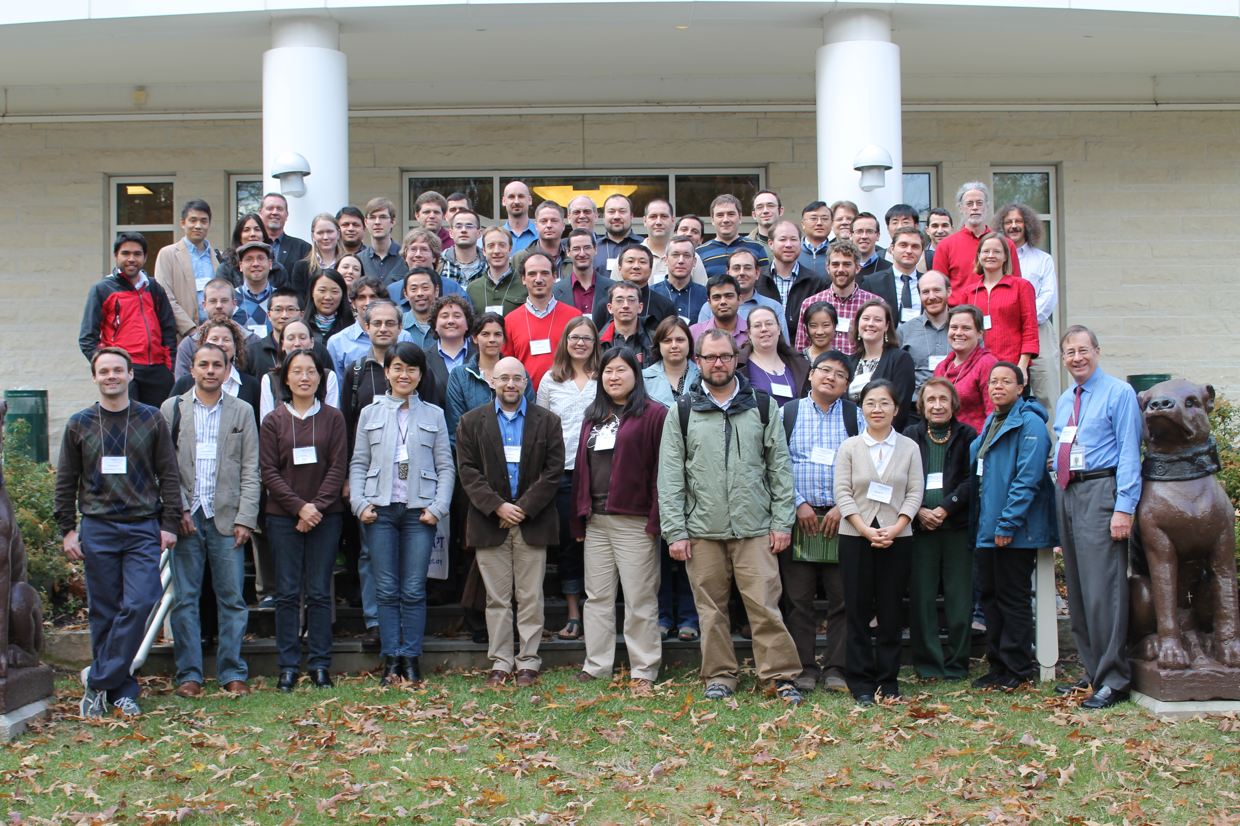 November 2013 New Faculty Workshop - Group Photo
