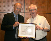 James D. Hansen received the 2011 Klopsteg Memorial Award