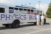 The Physics bus
