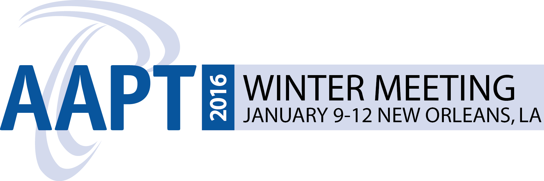 2016 Winter Meeting logo