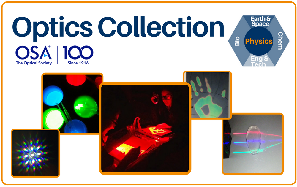 Optics Collection Cover