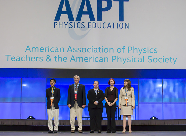 2014 ISEF special Award winners photo