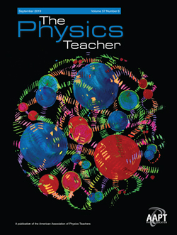 The Physics Teacher September 2019