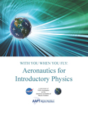 With You When You Fly: Aeronautics for Introductory Physics