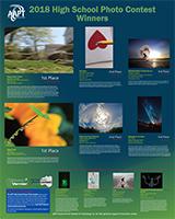 2018 Physics Photo Contest Poster