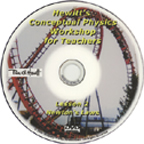 Paul Hewitt Coceptual Physics Workshop for Teachers DVD