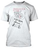 Physics is Fun Tee Shirt  - YL