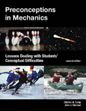 Preconceptions in Mechanics