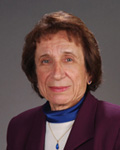Lillian Christie McDermott, 2013 recipient of the Melba Newell Phillips Medal.