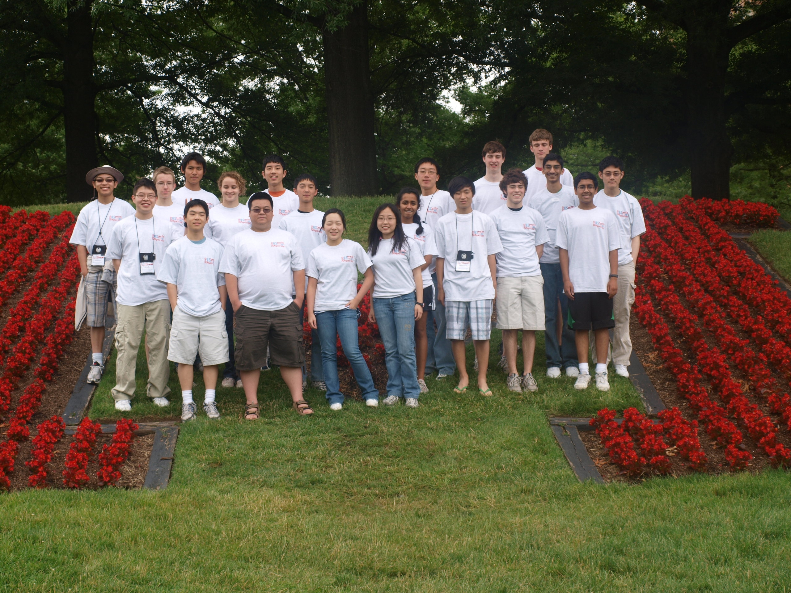 2010 Physics Team at UMD