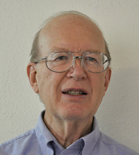 Bruce Shewood, 2014 Halliday-Resnick Award co-recipient