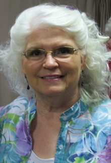 Evelyn Restivo, 2014 recipient of the Homer L. Dodge Citation for Distinguished Service to AAPT