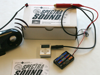 SpectraSound Music Transmission Device