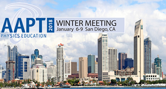 Winter Meeting 2018 in San Diego, California