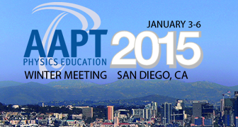 Winter Meeting 2015 in San Diego, California