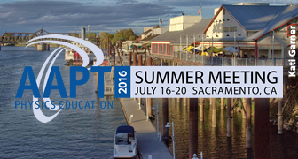 Summer Meeting 2016 in Sacramento, California