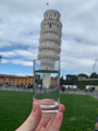 'Reflection of Pisa' by Blake Patrick Miller