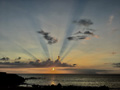 'Magnificent Sunset in Maui' by Olivia Grace Faris