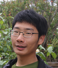 Photo of Benjamin Li
