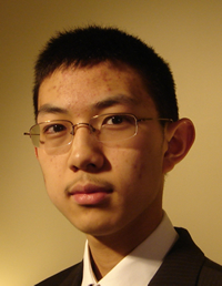 Photo of Andrew Zhao