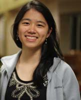 Photo of Sarah Wu