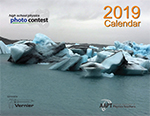 2019 High School Physics Photo Contest Calendar